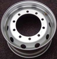 Ocelový disk 11.75x22.5 ET120 *Silver/Grey*