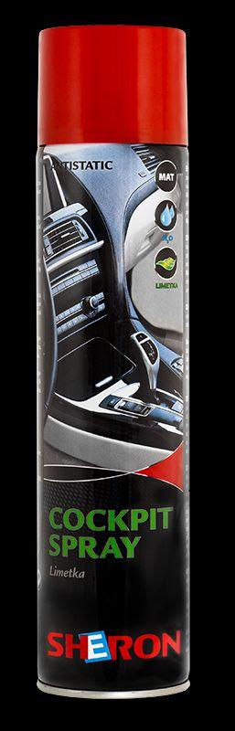 Sheron cockpit 500ml *Limetka*