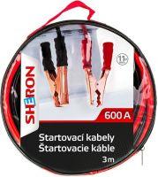 Startovací kabely 600 A 3m Sheron