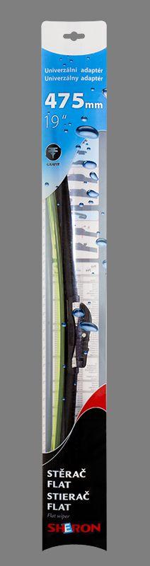 Stěrač Sheron FLAT 475 mm 1ks