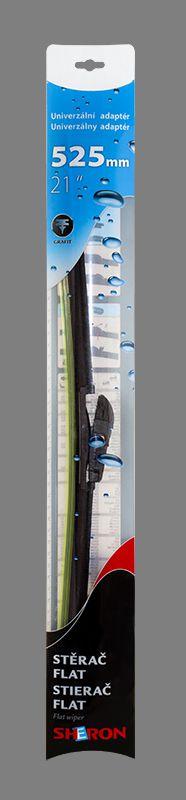 Stěrač Sheron FLAT 525 mm 1ks