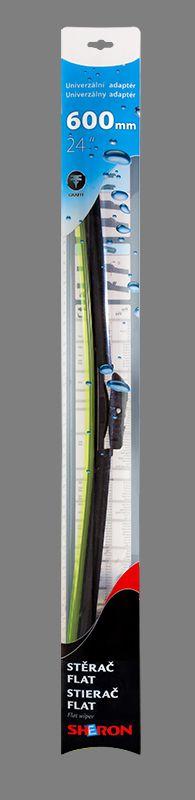 Stěrač Sheron FLAT 600 mm 1ks