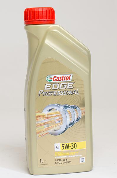 28a7f19391f Castrol EDGE Titanium FST Professional A5 5W-30 1L