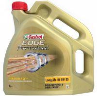 Castrol EDGE Titanium FST Professional Longlife III 5W-30 4L