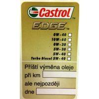 CASTROL EDGE TURBO DIESEL 5W-40 TITANIUM FST 5L