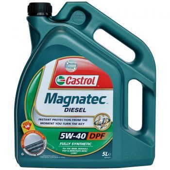 CASTROL MAGNATEC DIESEL 5W-40 5L DPF