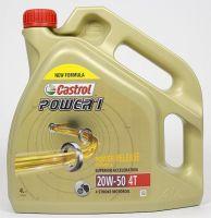 CASTROL POWER 1 4T 20W-50 4 L