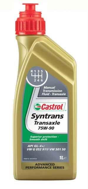 Castrol Syntrans Transaxle 75W-90 1 L