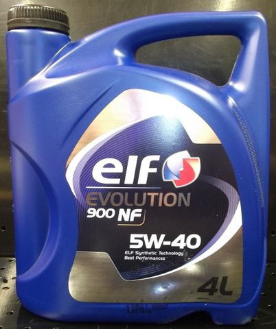 Elf Evolution 900 NF 5W-40 4L