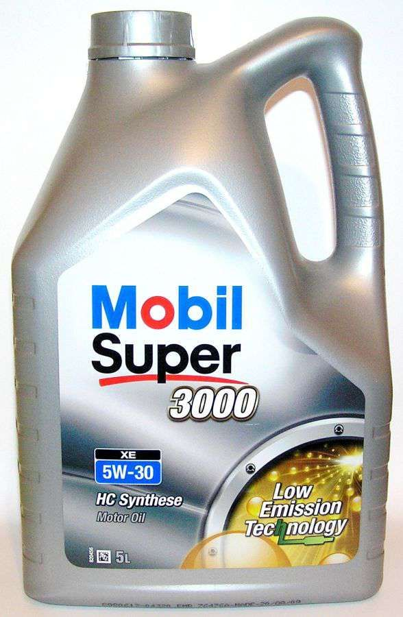 MOBIL Super 3000 XE 5W-30 5 L