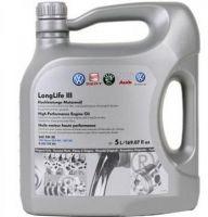 Motorový olej 5W-30 Longlife Originál G052195M4 5L