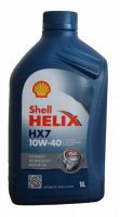 Shell Helix HX7 10W-40 1 L