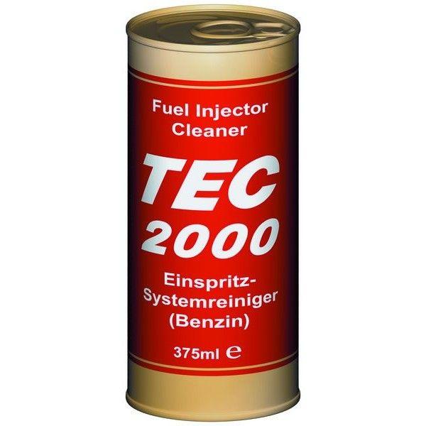 TEC-2000 Čistič palivové soustavy benzín 375 ML *Červený* TEC 2000