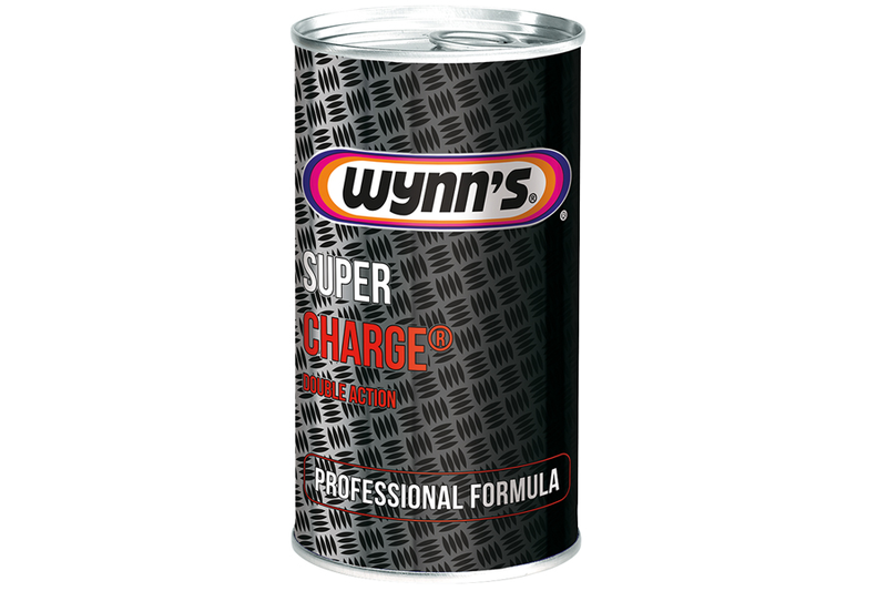 WYNNS SUPER CHARCHE přísada do oleje 325ml Wynn´s