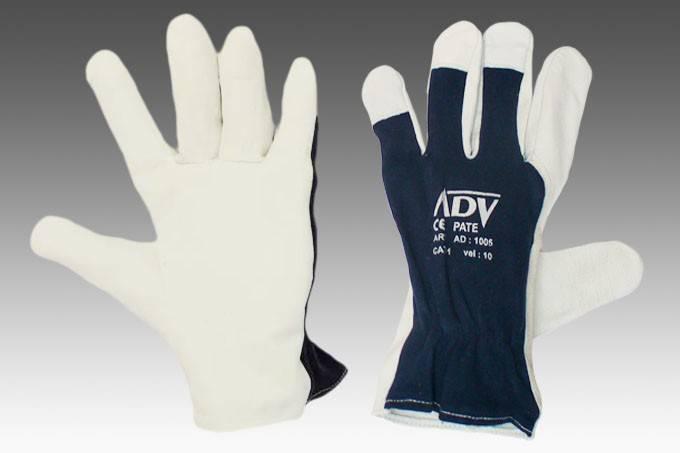 Pracovní rukavice PATE vel. 9 Kombinované Červa