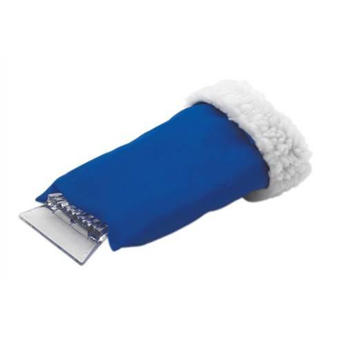 Škarbka na led s rukavicí