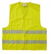 Vesta reflexní žlutá XL splňující normu EN ISO 20471:2013