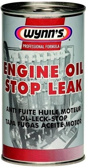 WYNNS ENGINE OIL STOP LEAK - 325 ml.Utěsňovač olejové soustavy Wynn´s