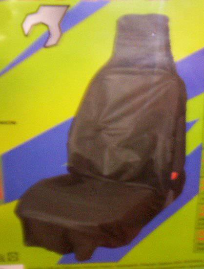 Ochraný pracovní potah předního sedadla