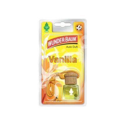 Osvěžovač vzduchu WUNDER-BAUM VANILKA tekutý 4.5ml