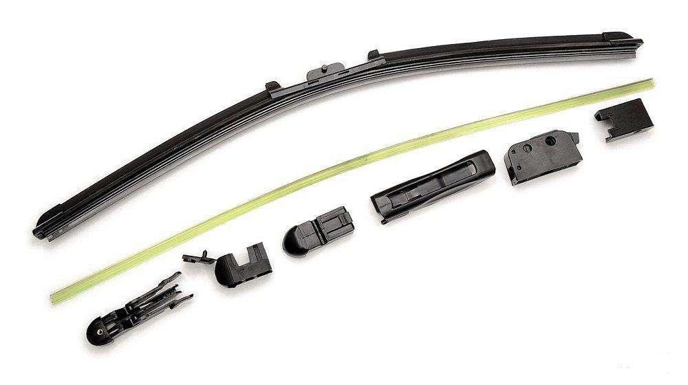 Stěrač GTS plochý FLEXI s adaptéry 450mm