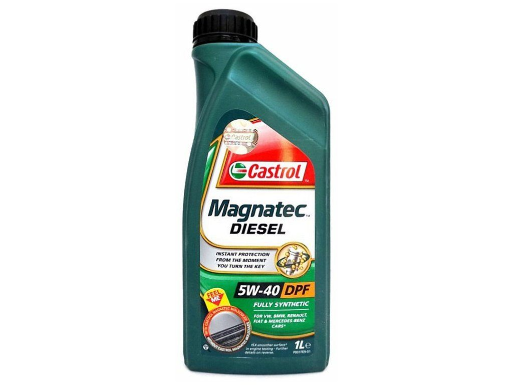Castrol Magnatec Diesel 5W-40 DPF 1 L