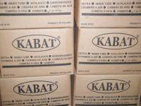 DUŠE 5,00-8 ( kovový ventil zahnutý ) STARCO, KABAT