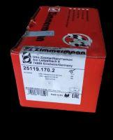 Sada brzdových destiček ZIMMERMANN 25119.170.2