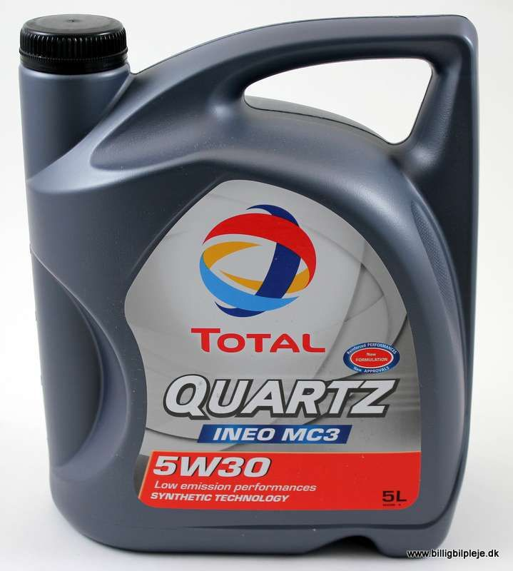 Total Quartz Ineo MC3 5W-30 5 L